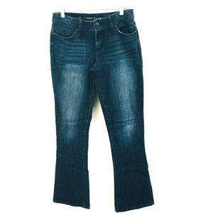 LC Lauren Conrad Boot Cut Jeans 8